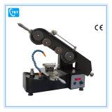 La machine de découpage de fil de diamant à échelle réduite de laboratoire/fil compact précision de laboratoire le mini a vu