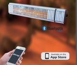 Bluetooth 히이터 옥외 히이터 목욕탕 히이터 할로겐 히이터 상업적인 데우 바를 위한 옥외 적외선 전기 히이터, 대중음식점, 다방