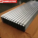 Precio de impermeabilización de cubiertas de acero galvanizado fabricado en China