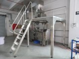 パッキング機械システムのためのステンレス鋼の働きプラットホーム