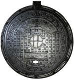 China peças fundidas de Metal Tampa de Inspeção compósitos SMC