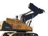 Les pièces de rechange d'excavatrice 15-30m atteignent longtemps le boum de boum et les machines de construction normaux de bras