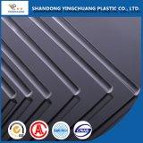 Transparenter fester Plastik PMMA Acrylrod/Stab