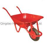 بناء شعبيّة أحمر أداة حديد عربة يد ([وب5208])