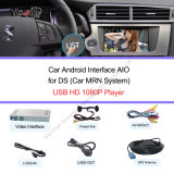 Android Navigation Box Video Interface Work on 2014 Ds3, 4, 5, 6 (MRN System)