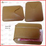 Деньги из натуральной кожи Clip Wallet производства (3591)