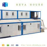 El bastidor de acero prefabricados contenedor plegable de 20 pies de la casa modular para la venta