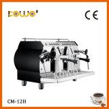 11L 2グループのコーヒーのための電気半自動Latteのエスプレッソ・マシン