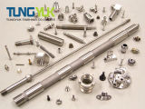 Pezzi meccanici di giro personalizzati alta precisione di CNC