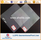 Dam 100% девственницы LLDPE Liner 0.5mm 0.75mm 1.0mm 1.5mm 2.0mm