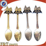 Promotional poison Custom logo Design OF souvenir Spoon (FTSS2907A)