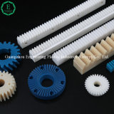 Plastik eingespritzte formende Nylonfahrwerk-Zahnstange