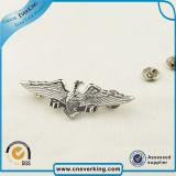 Настраиваемый логотип эмаль металлические монеты Bukle петличный контакты с