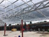 Структура полуфабрикат низкой стоимости стальная на дом 2017 пакгауза самомоднейшая