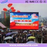 P16 impermeable a todo color al aire libre pantalla LED (instalación fija)