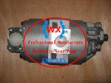 Komatsu WA500-3 nuevo cargador de rueda hidráulica de doble bomba de engranajes: (705-34-36240.705-34-29540) piezas de repuesto de maquinaria de construcción
