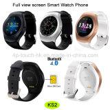 Montre de smartphone avec les Multi-Fonctions Ks2