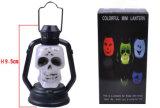 2016 Lámpara de mano caliente de la venta LED de Halloween de la venta caliente y lámpara de la mano de la calabaza del partido