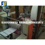 Máquina de dobramento dobrada guardanapo do papel de tecido do guardanapo de papel da tabela do Livro Branco da impressão