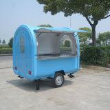 De Mobiele Kar van uitstekende kwaliteit van het Voedsel, de Bestelwagen van het Voedsel/Kiosk jy-B34