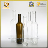 Promotion de couleur vert antique réutilisables Bouteille de vin rouge (1249)