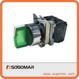 Commutatore rotante con la lampada Sp-4BS23m5 del LED