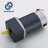 Motor de la C.C. para la unidad de empaquetado automática