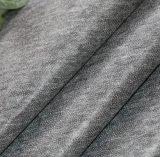 Forro não tecido da roupa verde de nylon do poliéster +50% de 50%