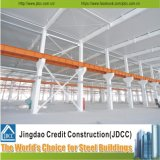 Alta calidad y el mejor almacén de la fábrica de la estructura de acero del precio
