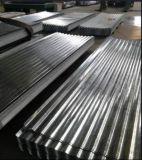I materiali da costruzione hanno galvanizzato lo strato ondulato del tetto dello zinco del metallo