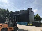 Отработанная вода стационара завода по обработке нечистот медицинская