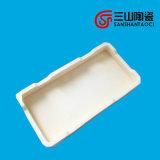 Allumina Saggar di ceramica con resistenza a temperatura elevata