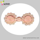 Garments Decoration를 위한 형식 중국 Knot Button