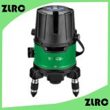 3 Линии Самовыравнивающегося зеленый лазер на одном уровне с Romote Control