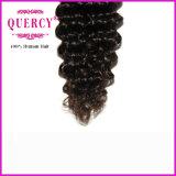 8Uma onda profunda 100% virgem brasileira humano Remy cabelo em comprimentos diferentes