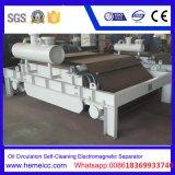 기름 냉각 자동 세척 전자기 분리기 8t2
