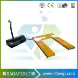 Установленный u печатает электрическое на машинке Ce ISO Scissor таблица подъема