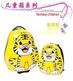 トロリーが付いている幼稚園のバックパック袋のトロリー荷物のShool袋
