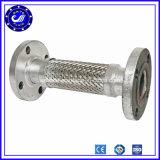 Junta de Flange de Alta Pressão 1 2 polegadas de aço inoxidável trançado de borracha flexível