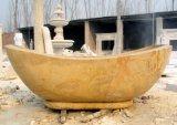 Baquet de marbre en pierre, baignoire (BTB309)