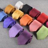 Cravate en soie multicolore imprimé personnalisé/cravate pour les hommes