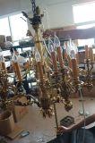 Goldener Messingluxuxleuchter-hängende Lampe (MD0638-36)