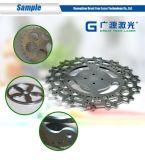tagliatrice del laser del acciaio al carbonio di alto potere 3000W