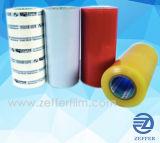 Ruban de PE bleu pour la surface en aluminium de feuille d'extrusion