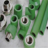 Tubos y guarniciones de la fábrica PPR del tubo del polipropileno