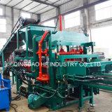 Bloc concret automatique de machine de presse à briques de la colle de Qt4-20 Hydarulic faisant la machine