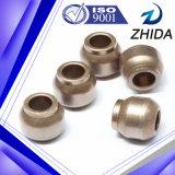 A metalurgia de pó aglomerou a bucha de bronze aglomerada Cu9010 da bucha