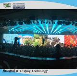 P2.5 Indoor pantalla LED de alquiler de coches Carcasa de aluminio