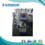 China fornecedor Aprovado pela CE para a ambulância Ventilador Médicos Portáteis de emergência S1100