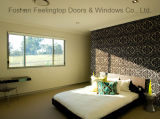 Feelingtop spätester Entwurfs-schiebendes Aluminiumfenster (FT-W80)